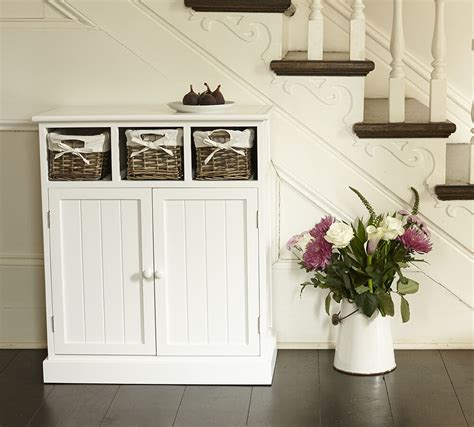 Cupboard White by White Sideboard Shabby Chic Storage Cupboard With Grey
