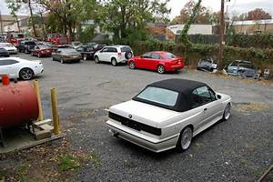 Bmw E30 M3 Convertible Build And Restoration   Hot Classic