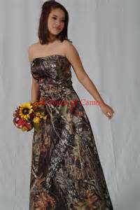 camouflage bridesmaid dresses a touch of camo for bridesmaids mothers guys prom bridesmaid dresses a line and