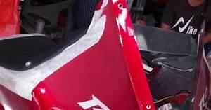 Palex Motor Parts  Front Fairing R15 For Yamaha Fz150