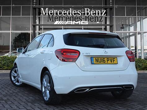 Top speed 126mph 1.6 sport s tronic, bmw 118d m sport. Used 2016 Mercedes-Benz A CLASS A180 Sport Executive 5dr for sale in County Durham | Pistonheads