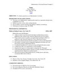 cma resume objective exle healthcare resume assistant resume objective sles administrator resume