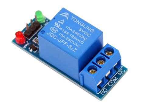 channel relay module  makerfabs