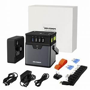 50000mah Ac  U0026 Dc Portable Generator Power Inverter
