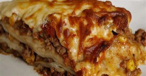 recette de lasagne bolognaise ricotta recette par tastygourmandise
