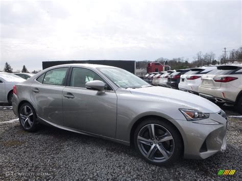silver lexus 2017 2017 atomic silver lexus is 300 awd 118653343 photo 4