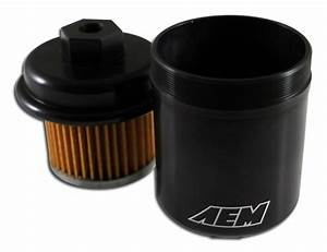 Aem High Volume Fuel Filter For The 1997
