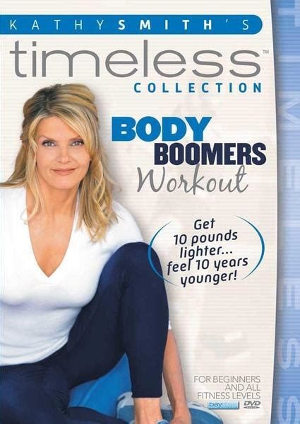 body kathy smith workout collection boomers dvd timeless tummy dvds trimmers total tv fitness movies amazon workouts older fat repeeron