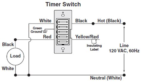 Electrical How Replace This Switch With Timer