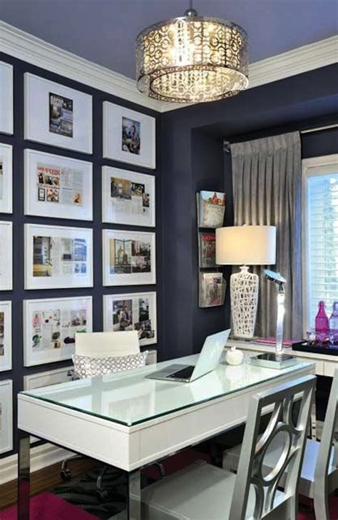 the chic stylish home office artisan crafted iron furnishings and decor