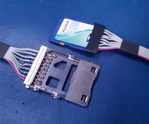 How To Make An Sd Card Extension 4