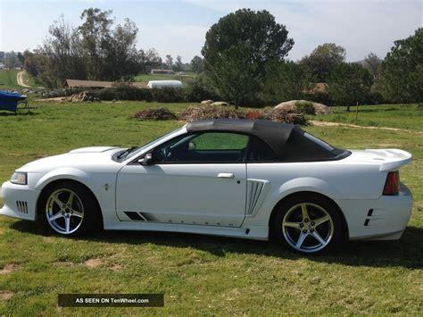 2001 Saleen Mustang Gt