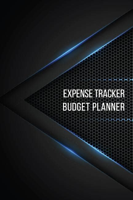 Expense Tracker Budget Planner: Keep Track Daily Record ...