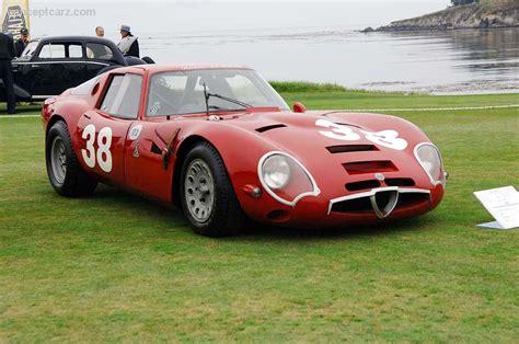 1966 Alfa Romeo Tz2 Conceptcarzcom