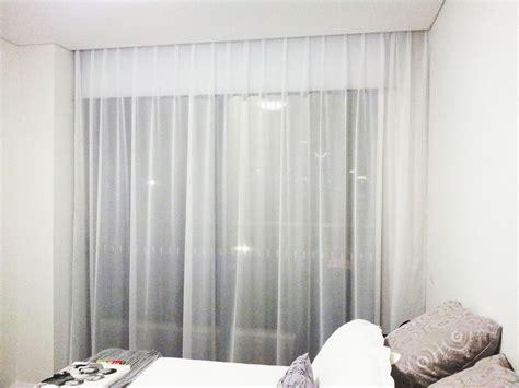 curtains  apartment windows hanging  damaging