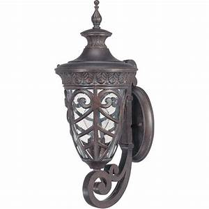Outdoor light fixture box with cover free engine