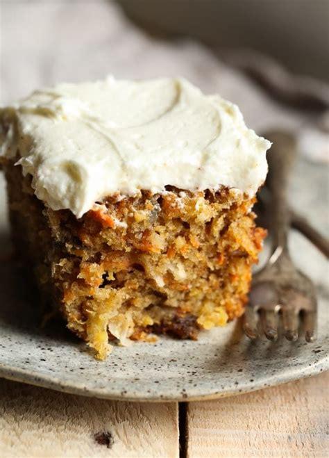 perfect carrot cake   carrot cake recipe