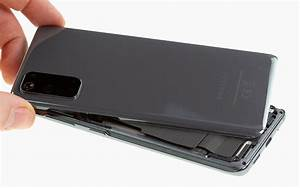 Samsung Galaxy S20 Back Cover Replacement