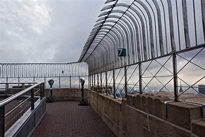 Empire State Observation Deck Building Observatory York