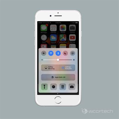 turn off light on iphone how to adjust iphone flashlight brightness in ios 10