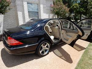 2006 Mercedes-benz S-class - Pictures