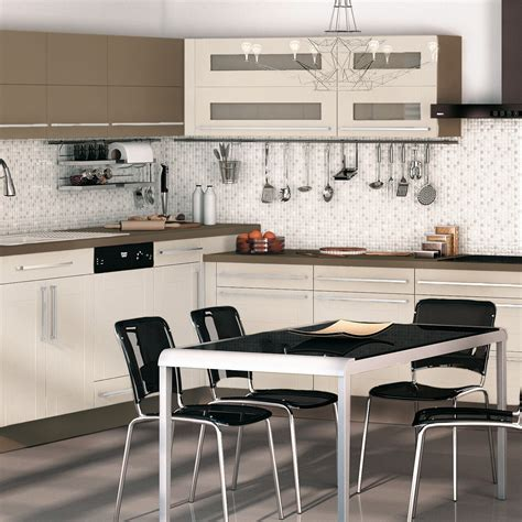 leroy merlin plan de travail cuisine cuisine en l modulable en faïence photo 2 12 la