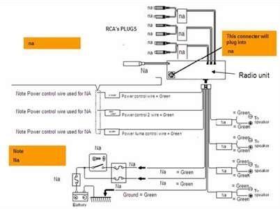 pioneer tuner wiring diagram wiring diagram and schematic diagram