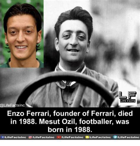 18 февраля 1898 — 14 августа 1988) — итальянский конструктор. 25+ Best Memes About Enzo Ferrari | Enzo Ferrari Memes