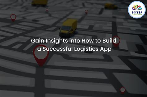 I still only see my productivity on my se, or do i have to uninstall mp first? Gain Insights Into How To Build A Successful Logistics App