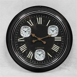 Best, Black, Wall, Clocks, In, Retro, 50s, Style, Clocks
