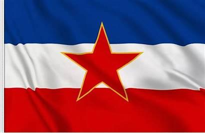 Drapeau Andalusien Andalousie Bandiera Yugoslavia Andalusia Fahne