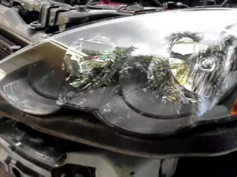 acura rsx type s 2002 2006 headlight bulb replacement