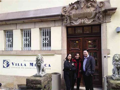 villa medica edenkoben filipinos make up clientele of german fresh cell