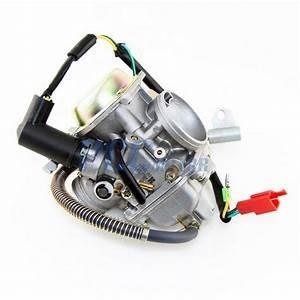 Performance 30mm Carburetor 260cc 300cc Atvs Quad Go Kart Gocart Buggy Carb Ca44