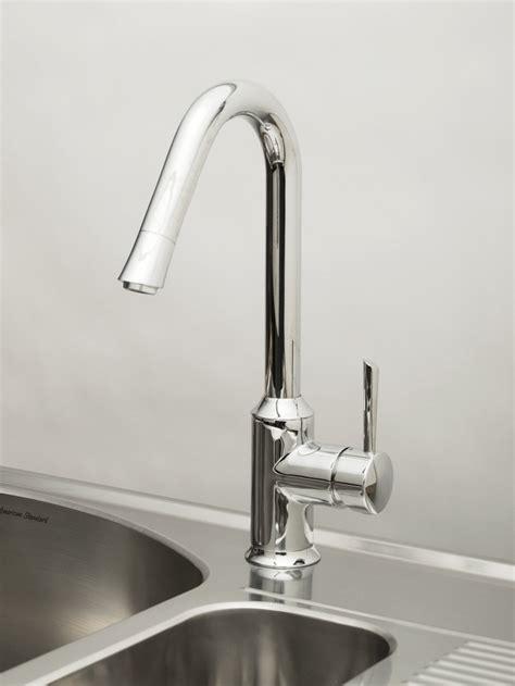 standard kitchen sink faucets standard 4332 310 075 pekoe single handle pull