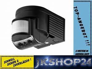 Led Einbaustrahler Außen Mit Bewegungsmelder : infrarot bewegungsmelder led geeignet aufputz aussen und innenraum ip44 96001 www ~ Yasmunasinghe.com Haus und Dekorationen