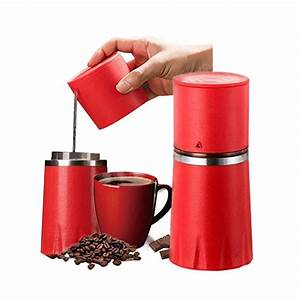 Znz Manual Coffee Grinder Filter Cup Coffee Brewer Coffee