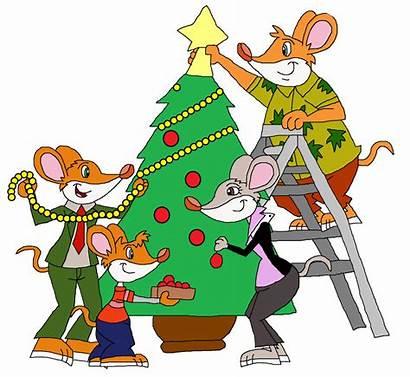 Decorating Christmas Tree Clipart Cartoon Clip Decorations