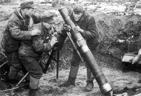 german forces german mortar crew