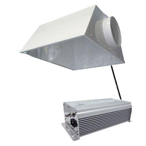 Viavolt 400 Watt Hps Mh White Grow Light System With Timer