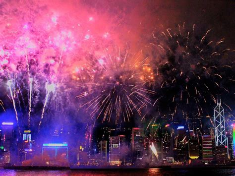 Anime Fireworks Wallpaper Hd by City Firework Display Hd Wallpapers