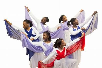 Praise Dance Ministry Building Fund Church Gospel