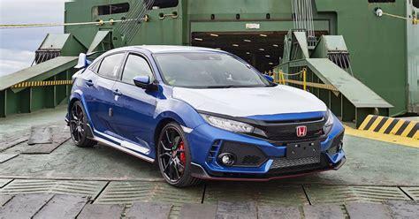2018 Honda Civic Type R Docks In Australia