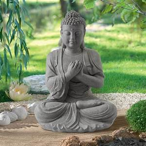 Decoration jardin bouddha deco sphair for Bouddha jardin