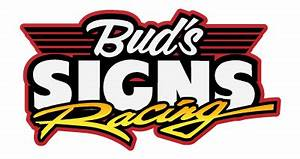 Bud s Signs Racing Bud s Signs