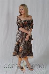 Mossy Oak Camo Wedding Dress
