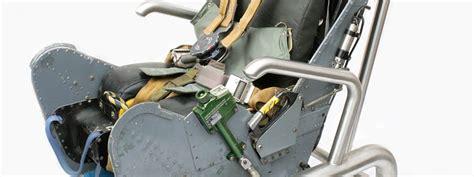siege ejectable composition du siège éjectable dossier avionslegendaires