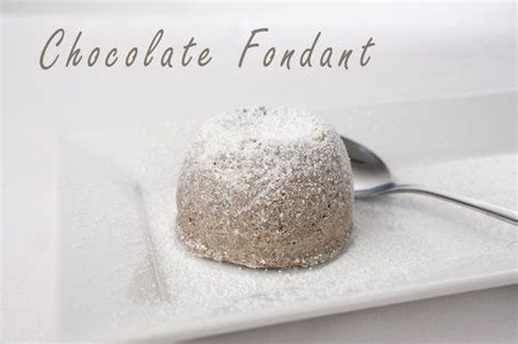 super easy chocolate fondant cake meat  travel