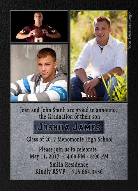 printable graduation invitations psd ai word