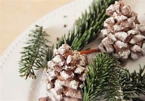 Pom De Pin Sallanches : pommes de pin au chocolat la souris coquette blog mode ~ Premium-room.com Idées de Décoration